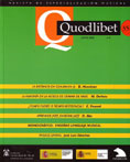 Quodlibet. Revista de Especialización Musical  35
