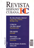 Revista Hispano Cubana 21