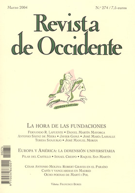 Revista de Occidente 274