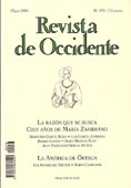 Revista de Occidente 276