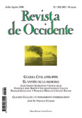 Revista de Occidente 302-303