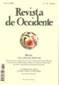 Revista de Occidente 321