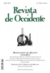 Revista de Occidente 396