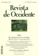 Revista de Occidente 398-399