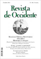 Revista de Occidente 401