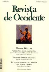 Revista de Occidente 407