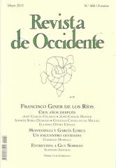 Revista de Occidente 408