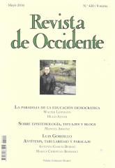 Revista de Occidente 420