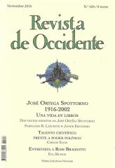 Revista de Occidente 426