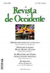 Revista de Occidente 469