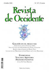 Revista de Occidente 473