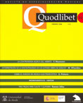 Quodlibet. Revista de Especialización Musical  34