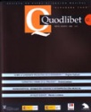 Quodlibet. Revista de Especialización Musical  41